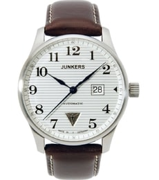 Hodinky Junkers  Iron Annie JU52  Chronometer Glashuette Observatory 6658-1