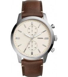 Hodinky Fossil Townsman Chronograph FS5350