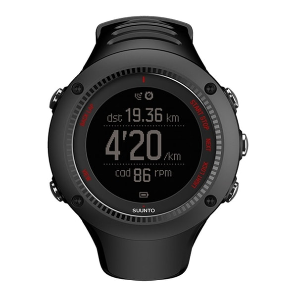 Suunto Ambit3 Run Black