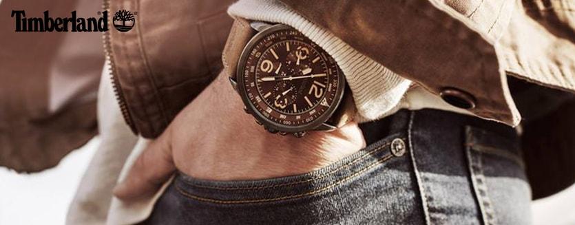 cb525736a Trapery - to je klasika od značky Timberland. Poznáte však aj hodinky tejto  značky?