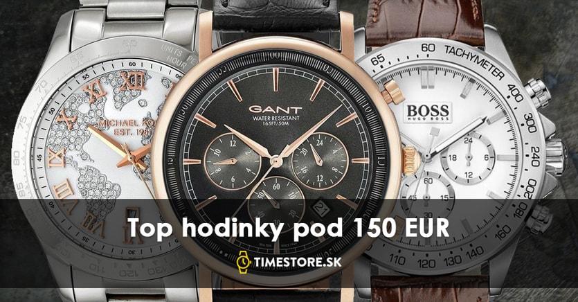 effe8e004 Kvalitné hodinky nemusia byť drahé: pozrite si TOP 5 hodiniek pod 150 Eur