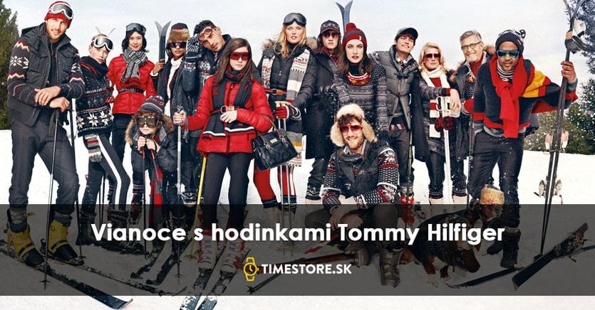 b7ba560b2 Získajte vianočný štýl s novinkami od Tommy Hilfiger - TimeStore.sk