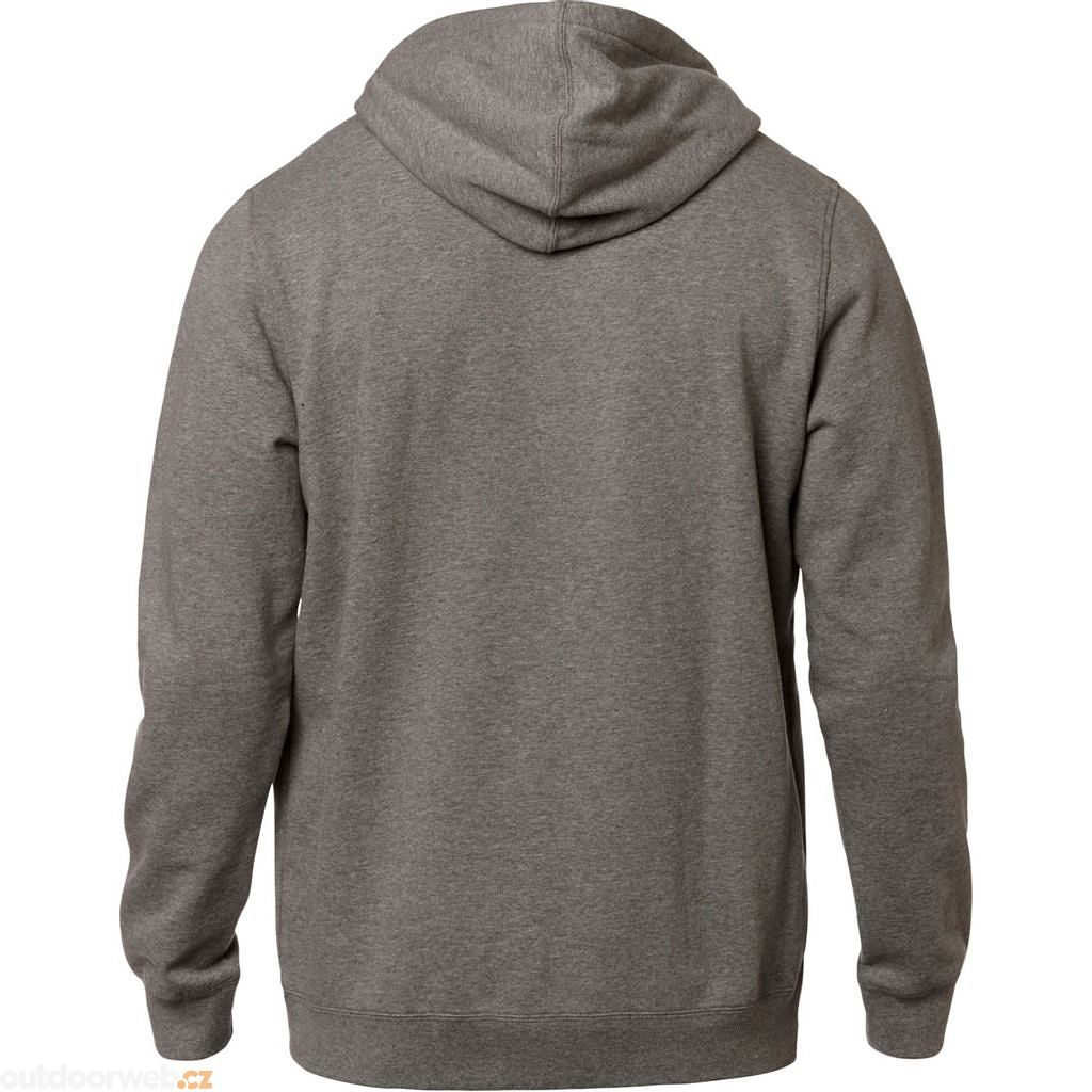 Faded Pullover Fleece heather graphite