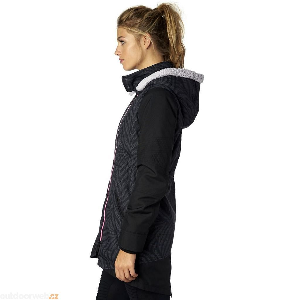 bunda Magnitude Jacket Black