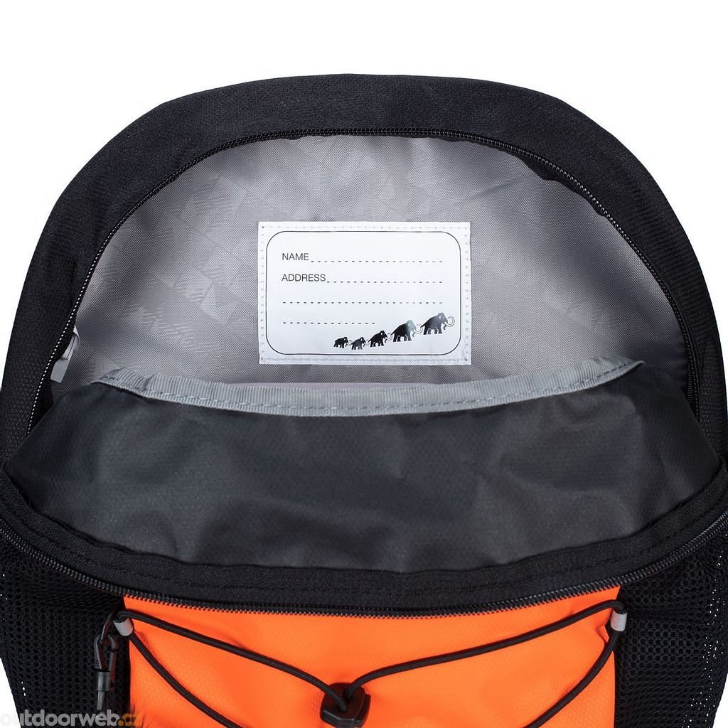 First Zip 16 safety orange-black