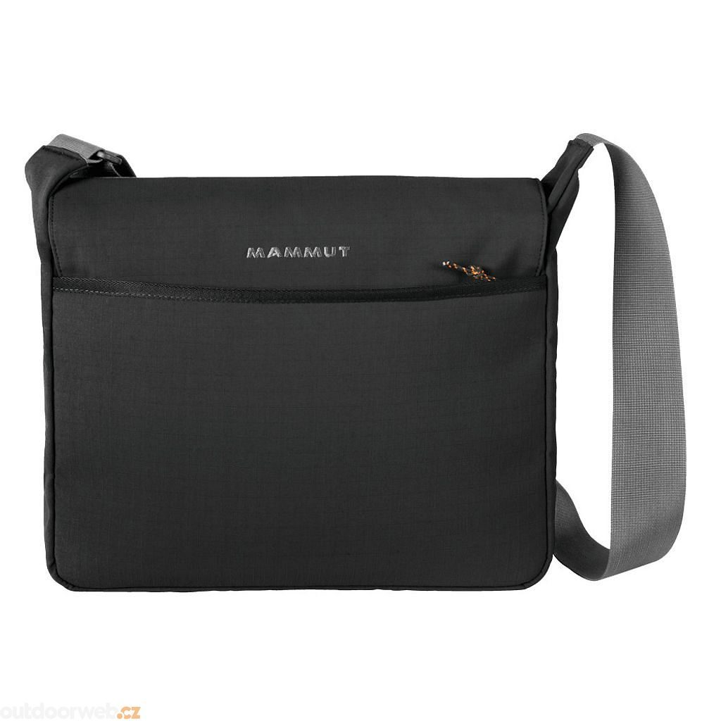 Shoulder Bag Square 8l, black