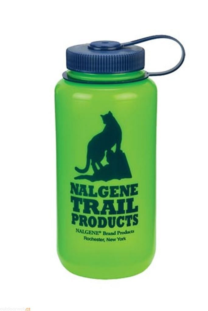 Wide-Mouth 1000 ml Green