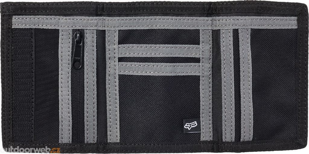 Mr. Clean Velcro Wallet Grey Camo