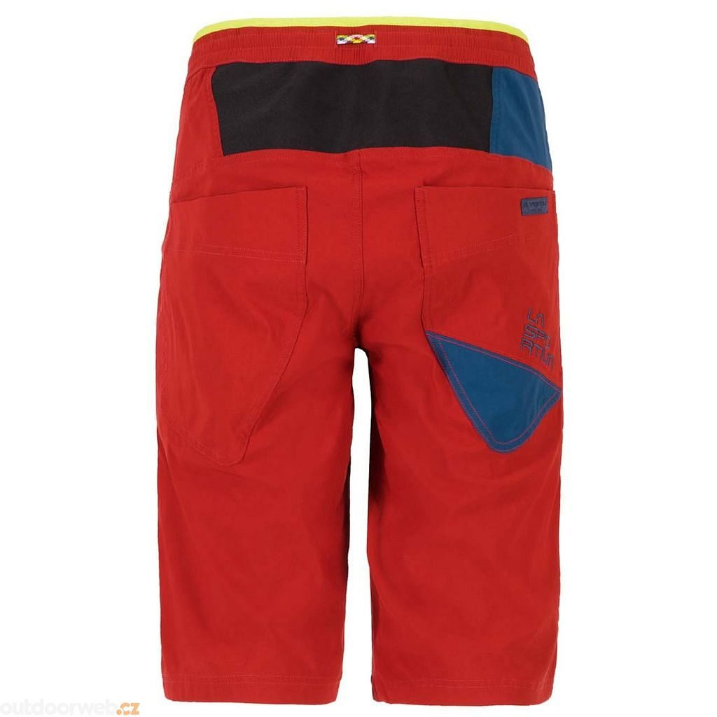 Belay Short M H56 Chili/Opal