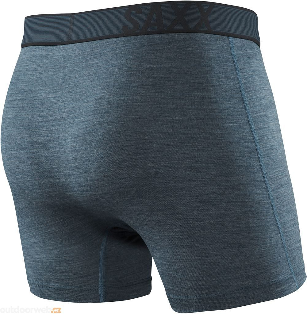 BLACKSHEEP BOXER BRIEF FLY blue heather