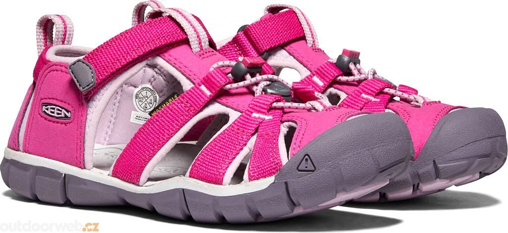 SEACAMP II CNX K, very berry/dawn pink