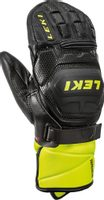 Worldcup Race Flex S Junior Mitt black-ice lemon