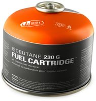 Isobutane Fuel Cartridge 230g grey