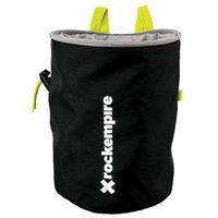 Chalk Bag Basic Black/Lime