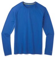 M MERINO 150 BASELAYER LS, light alpine blue