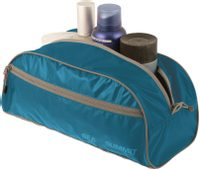 TL Toiletry Bag L blue/grey