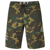 Overhead Camo Stretch Bs, Green Camo