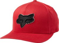 Epicycle Flexfit Hat Red
