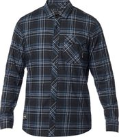 Gamut Stretch Flannel Midnight
