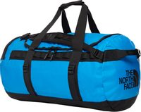 BASE CAMP DUFFEL M, 71L CLEAR LAKE BLUE/TNF BLACK