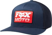 Charger Flexfit Hat Midnight