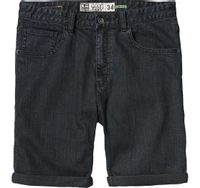 Goodstock Denim Walkshort, black