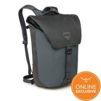 TRANSPORTER FLAP, pointbreak grey