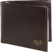 Bifold Leather Wallet NS, brown