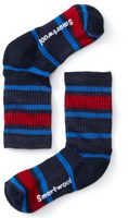 K Hike Stripe Light Crew, deep navy