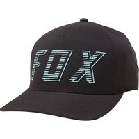 Barred Flexfit Hat black