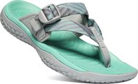 SOLR TOE POST W, light gray/ocean wave