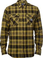 Traildust Flannel, dark fatigue