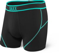 KINETIC BOXER BRIEF, black/tide