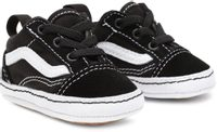 IN Old Skool Crib Black/True White