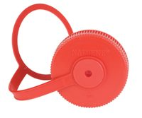 Cap Wide Mouth 63mm Red