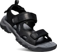 TARGHEE III OPEN TOE SANDAL M, black/grey