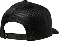 Flutter Trucker Hat Black