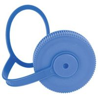 Cap Wide Mouth 63mm Blue