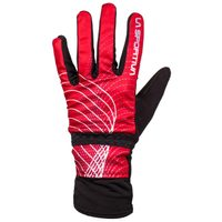 Winter Running Gloves W berry/white