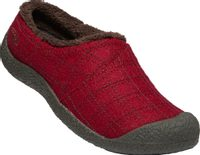 HOWSER WRAP SLIDE W red felt/plaid