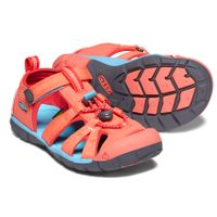 SEACAMP II CNX JR coral/poppy red