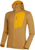 Aconcagua Light ML Hooded Jacket Men golden