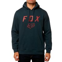 Legacy Moth Po Fleece navy/red