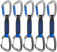 5er Pack Crag Express Sets 10 cm  silver-phantom