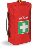 First Aid M, red
