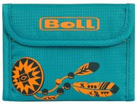 KIDS WALLET turquoise