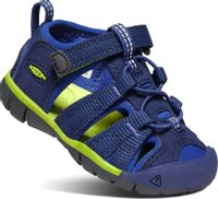 SEACAMP II CNX INF blue depths/chartreuse