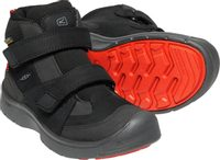 HIKEPORT MID STRAP WP Y black/bright red