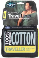 Cotton Traveller (Pilow Insert) Navy Blue