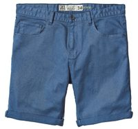 01216002 Goodstock denim walkshort, marine blue